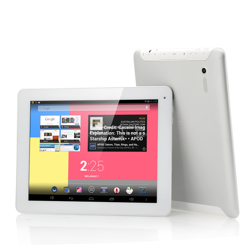 (M) E-Ceros Revolution Android 4.2 Tablet PC (Wh) (M)