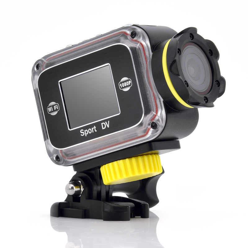 (M) Wi-Fi Full HD Action Camera - Adapt (M)