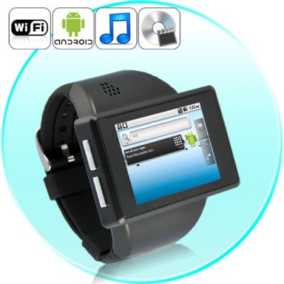 Rock Android 2.2 Phone Watch