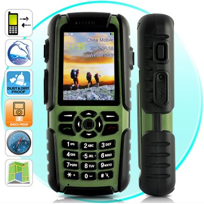 Vigis Rugged Outdoors Phone