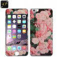 Noctilucent Tempered Glass iPhone 6 Cover - Front and Rear Cover For 4.7 Inch iPhone 6