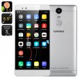 Lenovo K5 Note Smartphone - 5.5 Inch Full HD Display, Epic 3500mAh Battery, Dolby Atmost Audio, 13MP Cam (White)