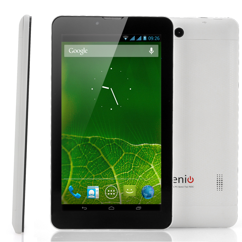(M) 7 Inch Dual Core Android 3G Tablet (M)