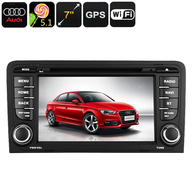2-DIN Car DVD Player...
