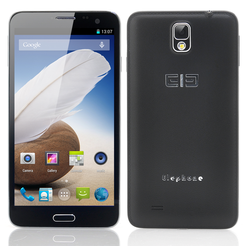 (M) Elephone P8 Octa-Core Android 4.4 Phone (Bl) (M)