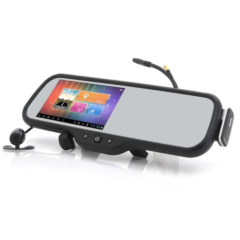 (M) Android Rear View Mirror - Maxiss (M)