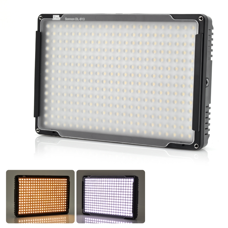 (M) Pixel Sonnon DL-913 LED Light (M)
