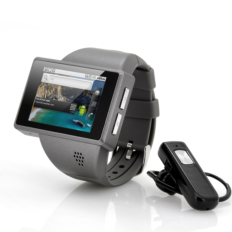 (M) 4 Band Android Phone Watch - Rock (G) (M)