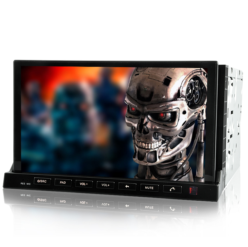 (M) Road Terminator Android 2.3 Car DVD (M)