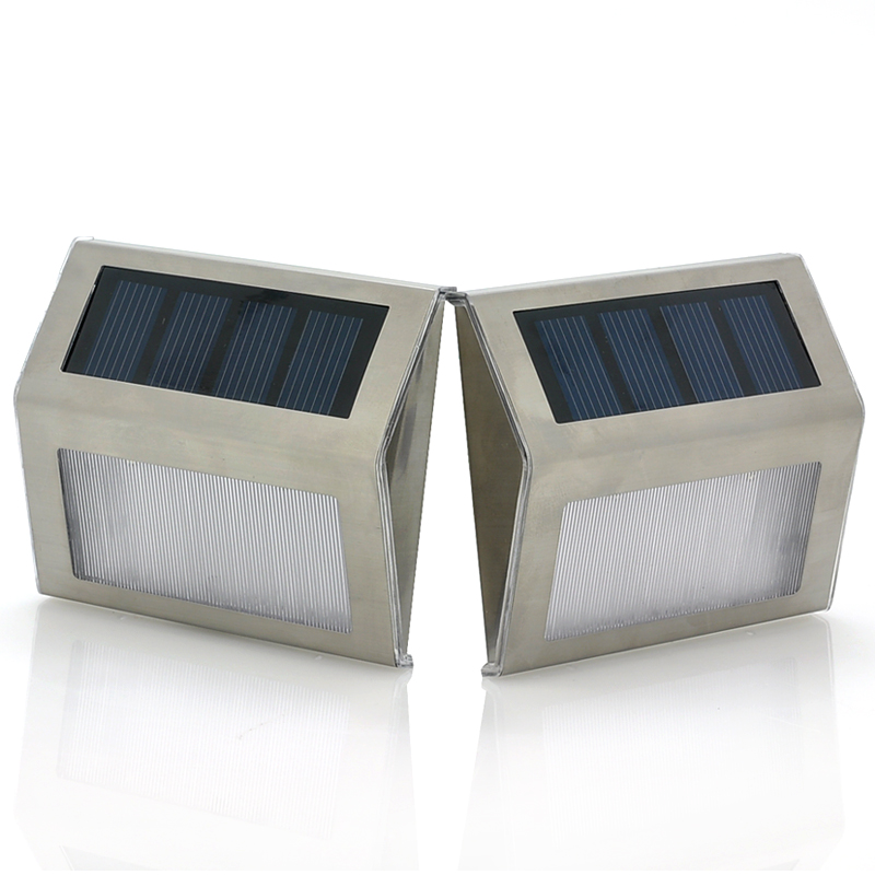 Cvasion Solar Powered Lamps - 2 LEDs, Waterproof, Rechargeable Battery at Sears.com