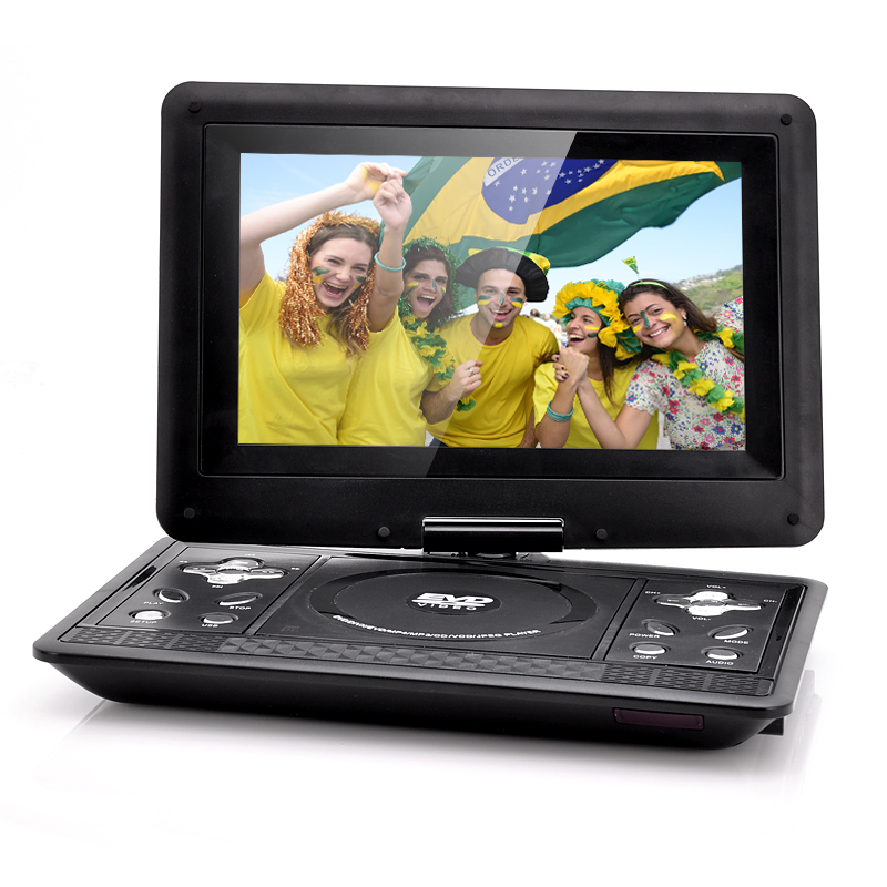 (M) 10.1 Inch LCD Portable DVD Player  (M)