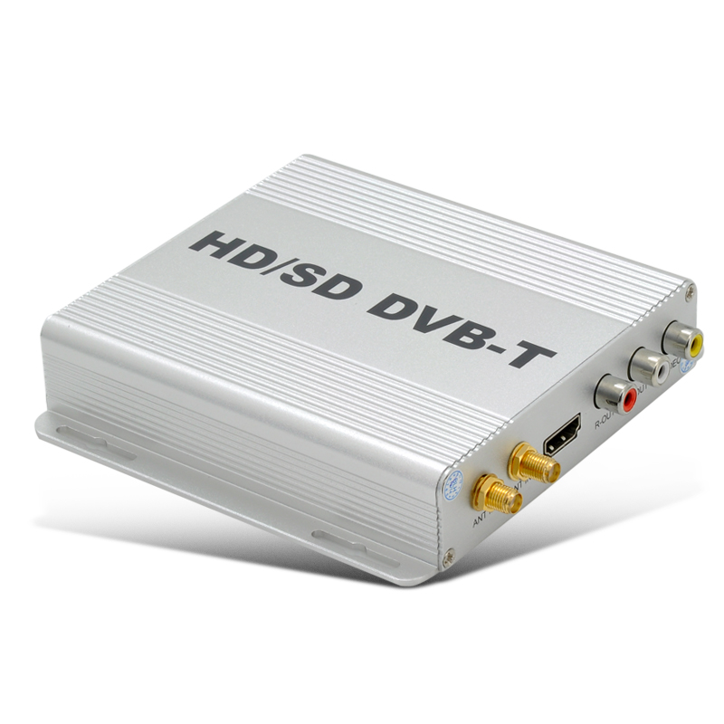 (M) Mobile Car DVB-T Digital TV Receiver (M)