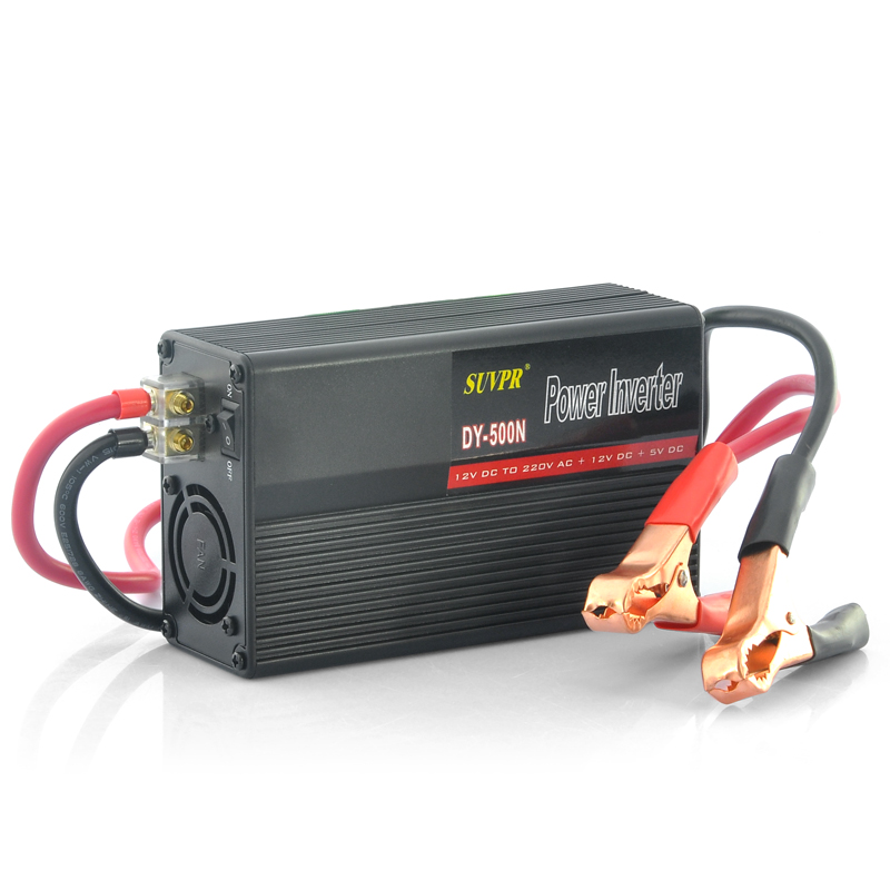 (M) 500W to AC 220V Power Inverter w/ USB Port (M)