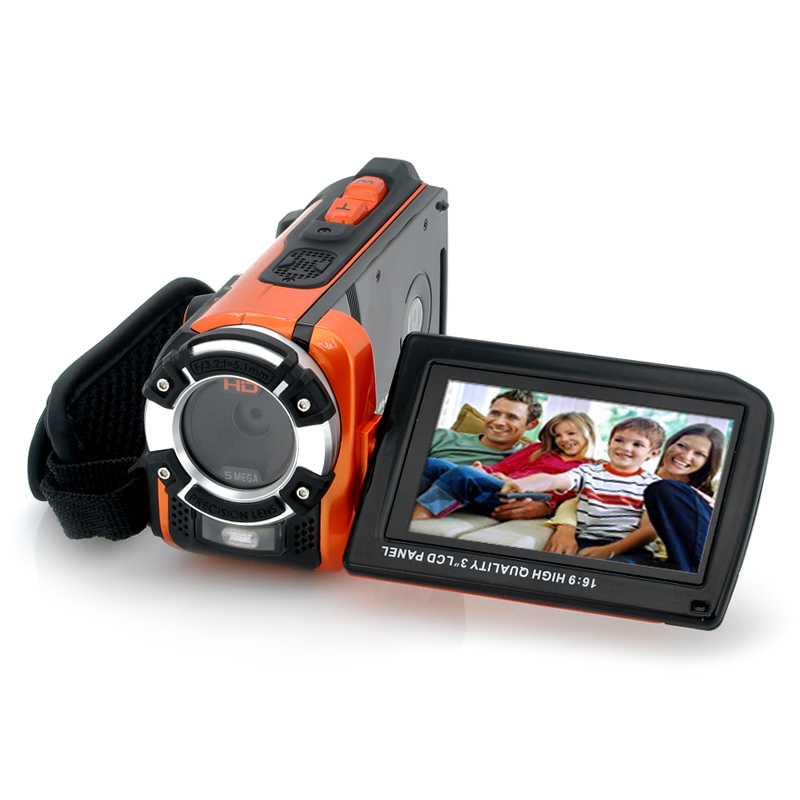 (M) Rugged HD Sport Camcorder - C-Shock (M)