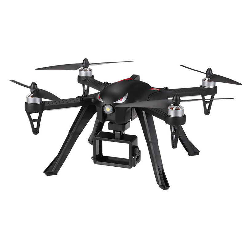 MJK B3 Bugs 3 Quad-Copter - 500m Range, 20 Minutes Flight Time, Camera Bracket, Shock-Resistant, 3D Tricks, Remote Control