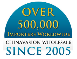 Over five hundred thousand registered importers worldwide