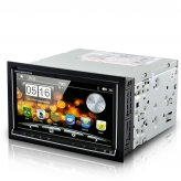 6.95 Inch Android 2.3/WIN CE Dual-Boot Car DVD Player
