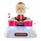 The LOL Santa - USB Drumming Santa with Classic Christmas Songs